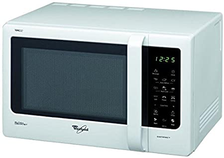 Whirlpool MWD 308 WH - Microondas con grill, 700 W. color blanco ...