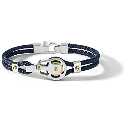 416888972043 Envio gratis Pulsera para hombre joyas Comete Azul de Genova elegante Cod.  ubr 727