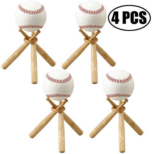 TIHOOD Baseball Stand Baseball