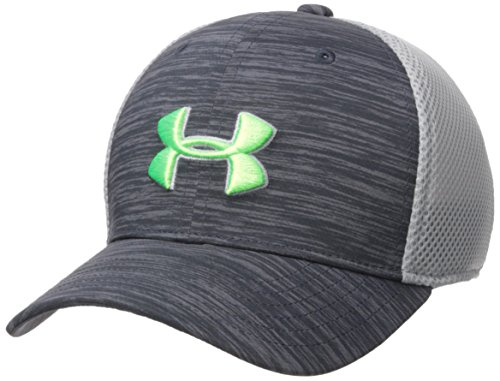 olf Classic Mesh 2.0 Cap, Rhino Gray (076)/Poison, Youth X-Small/Small (Kids Golf Hats)