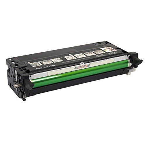 Remanufactured Black Toner Cartridge to replace Dell 3130cn High Yield Toner Cartridge