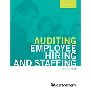Auditing Employee Hiring
