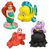 Disney Ariel Bath Toy Play Set -- 4-Pc.