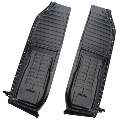 (Floor Pans, For 50-70 VW Beetle, Left and Right Sides, Compatible with Dune)