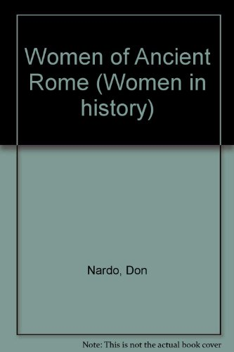 Women of Ancient Rome (Women in history)