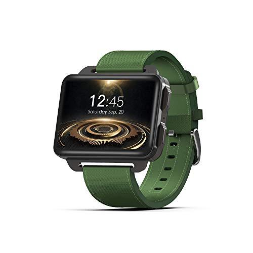 2,2 Pulgadas Pantalla Inteligente Reloj Teléfono Corazón Frecuencia Bluetooth Touch Reloj Impermeable Incorporado GPS...