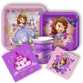 Hallmark Sofia the First Junior Princess Party Pack