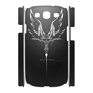 Angel wings DIY 3D Cover Case for Samsung Galaxy S3 I9300, DIY Angel wings 3D Cell Phone Case