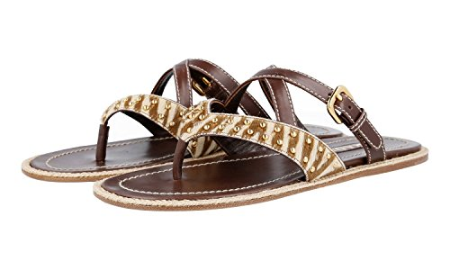 Prada 1Y180D Sandals Women's Women's Leather Prada Leather 1Y180D Sandals Prada Women's WcwaOqYf