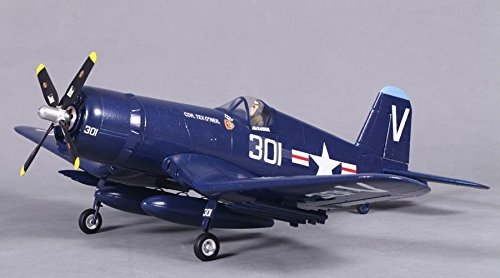 Rc Corsair F4u (F4U Corsair PNP V2, 800mm: Blue)
