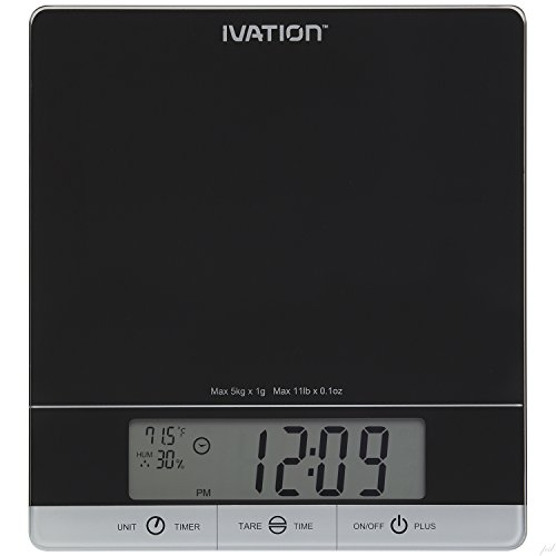 Digital Kitchen Scale Temperature Levels