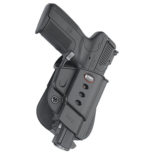 Fobus FNH Evolution Holster for FN Five-seveN (except IOM & MK2), Right Hand Paddle