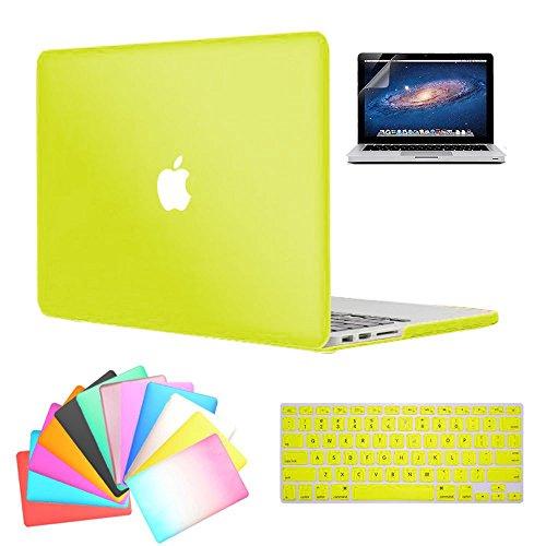 MacBook Pro 13 Case 2016 A1706/A1708,Anrain 3 in 1 Ultra Sli