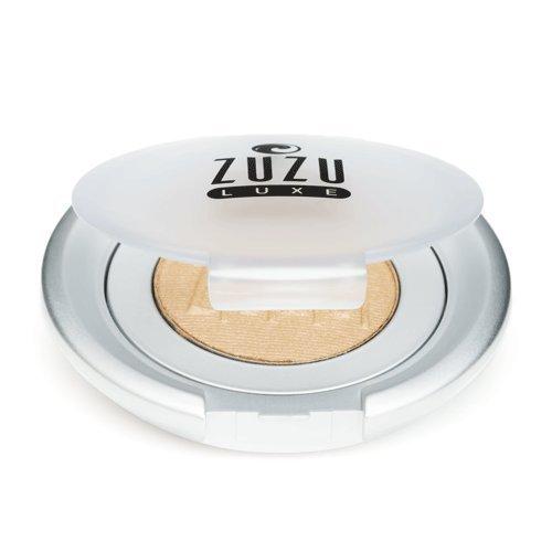 Zuzu Luxe Eyeshadows (Egyptian Gold),0.07 oz,Mineral Eyeshadow, Richly pigmented, velvety smooth formula. Natural, Paraben Free, Vegan, Gluten-free, Cruelty-free, Non GMO.