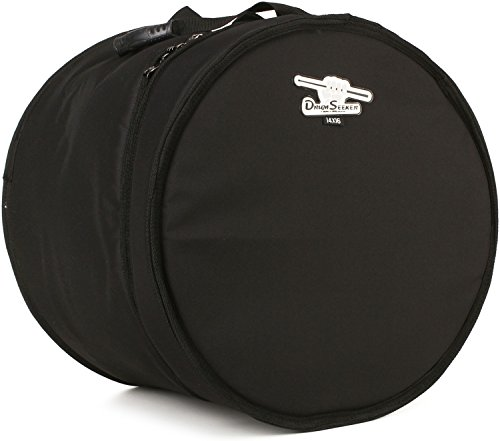Humes & Berg DS607 14 X 16-Inches Drum Seeker Floor Tom Drum Bag ()