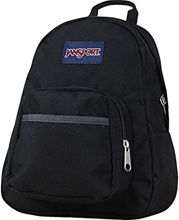 64e49d324be Amazon.com | Jansport Mini Backpack Half Pint Bag Black Color | Kids'  Backpacks