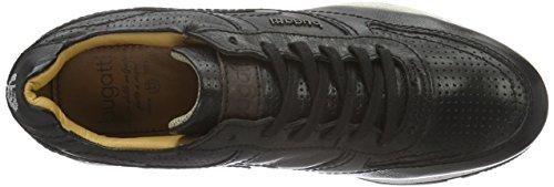 Bugatti T54641, Men's Sneakers Black