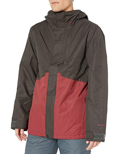 Volcom Herren 17 Forty Insulated Snow Jacket