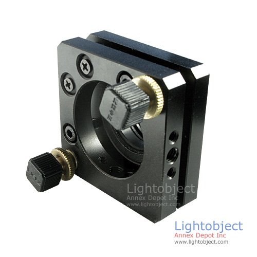 Pro 25mm reflection mirror mount for Co2 laser machine by Lightobject