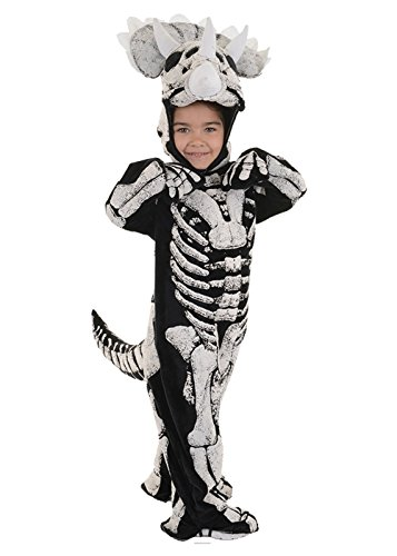 Little Boys' Triceratops Dinosaur (Triceratops Costume 4-6)