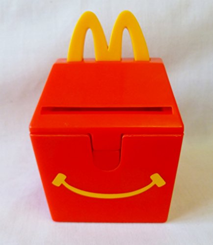 "McDonalds - FOOD FOOLERS #1 ""Happy Meal Box Computer"" - 1999"