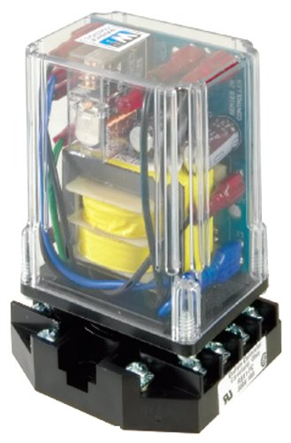 Warrick 26MB1A0 General Purpose Low Water Cutoff Plug-In Module with 11 Pin Octal Socket, 10K ohms Direct Sensitivity, 120 VAC Voltage by Warrick