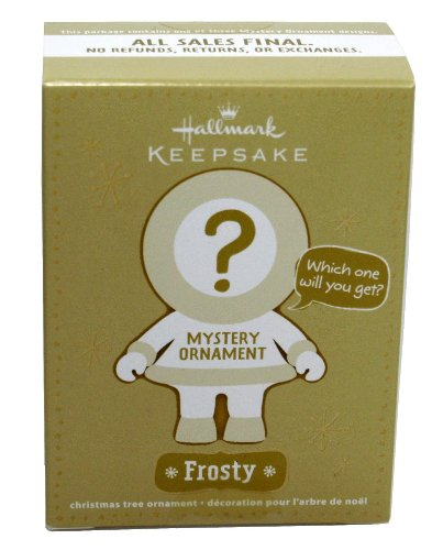 Hallmark Keepsake 2011 (Unopened) Mystery Ornament - Frosty (Favorite Frostys Ornament)