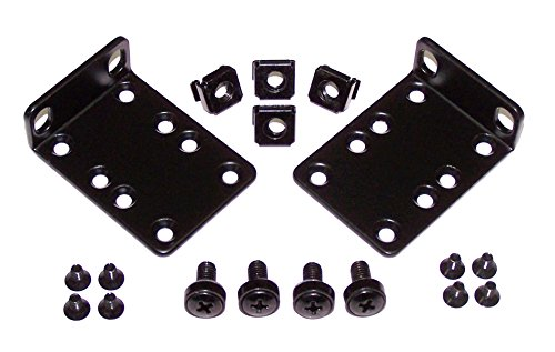 magnaroute PW-17 Multi-Vendor Rack Mount Kit Compatible with Select 17.3