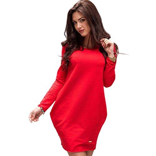 Women Dress,Neartime Winter Casual Loose Long