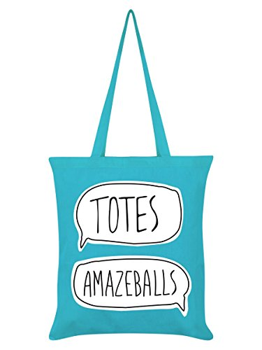 Amazeballs Tote Totes Azure Bag Blue HUww0qd5