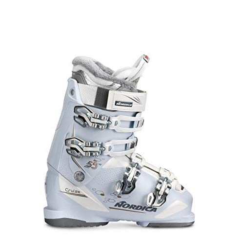 Nordica Cruise 55W Ski Boot 2019 - Women's Ice/White/Bronze 25.5