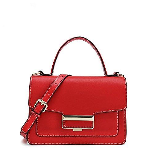 À Bagbagjj Pour L'épaule Sac Bagbagjj rouge Porter Red Femme awtn1Cnq