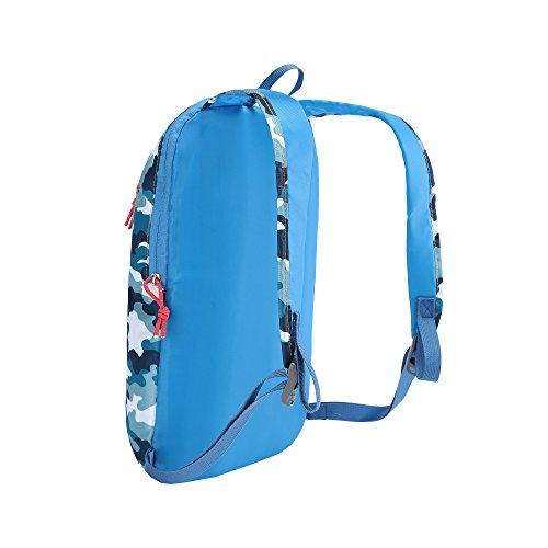 Kids Backpack Mini Backpack Mili-Color-Carton, 10L Casual Backpack BROGEND 10L Hiking Daypack for Hiking and Travel