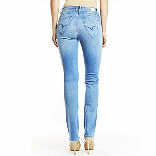 Lee Janrose Brushed 6927 Blue Baby Jeans Straight Cooper rxtI0Bfqr