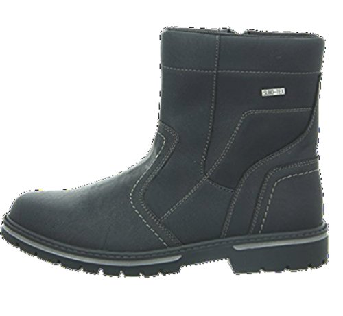 BM Footwear Herren Stiefel Tex-Membrane Gefüttert Winterschuhe Gr.41-46 -3714704