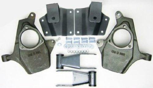 4 inch front drop kit silverado - 1