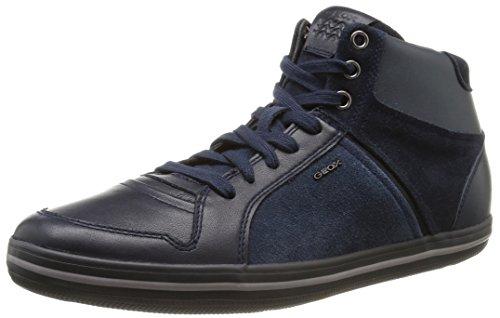 Geox U Box E - Zapatillas para hombre Azul - Bleu (C4264)