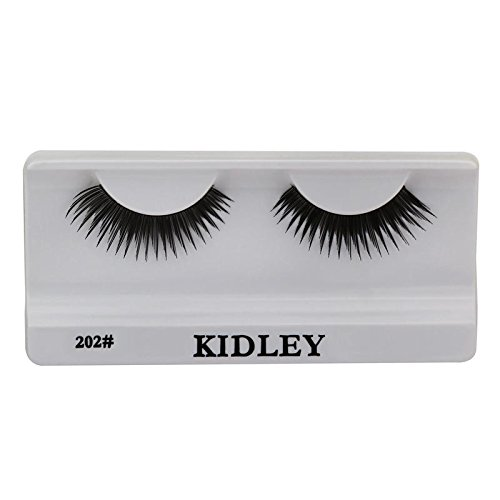 9cef0c61ef6 Buy Ear Lobe & Accessories Kidley False Eye Lashes 202 Online at Low Prices  in India - Amazon.in