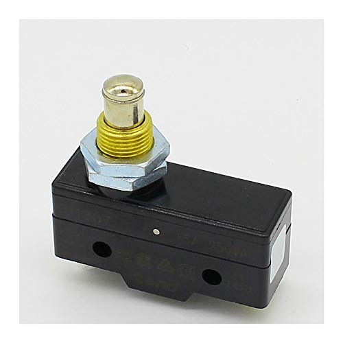 Roller Plunger Actuators - TM一1307 Parallel Roller Plunger Actuator Momentary Micro Limit Switch