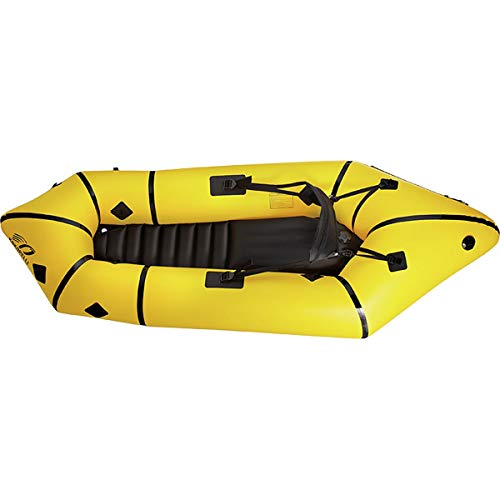 (Kokopelli Packraft Nirvana - Self Bailing - Yellow)