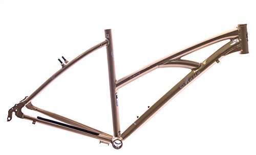 19'' Bridgeway 700c WFG Women's Hybrid / Comfort Bike Frame Gold NEW by Marin