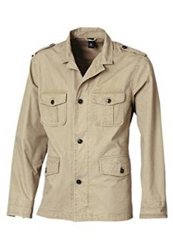 Fieldjacket von Best Connections in Khaki Gr. 48