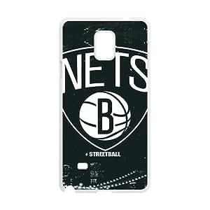 brooklyn nets logo Phone Case for Samsung Galaxy Note4 Case