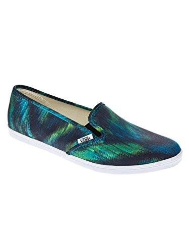 Vans Zapatillas U Slip-On Lo Pro Verde / Azul