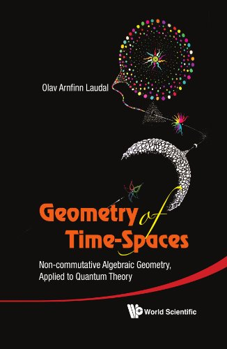 Geometry of Time-Spaces Front Cover