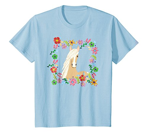 Palomino Horse T-Shirt - 3