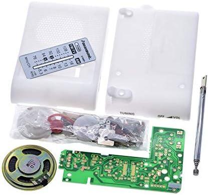 Landa tianrui DIY Electronic kit 1set AM/FM-Stereo-AM-Radio-Kit/DIY CF210SP elektronische Produktions-Suite
