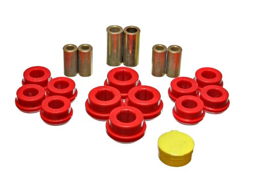 Energy Suspension 16.3112R Rear Control Arm Bushing Set for Honda by Energy Suspension