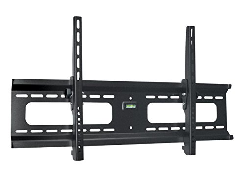- Monoprice Stable Series Extra Wide Tilt TV Wall Mount Bracket for TVs 37in to 70in Max Weight 165 lbs VESA Patterns Up to 800x400 UL Certified
