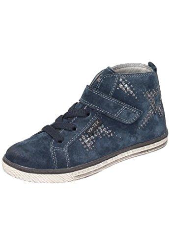 Vado Maedchen Midcut Sneaker blau (5), Gr. 35 by Vado